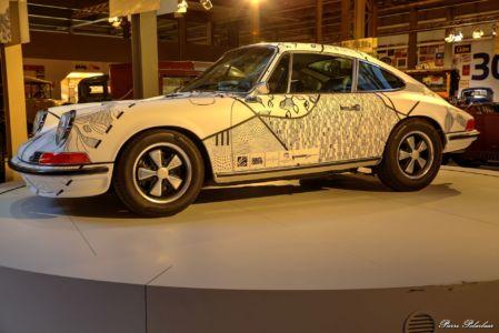 1972-Porsche-911-T 2.4-\'Live Art\'